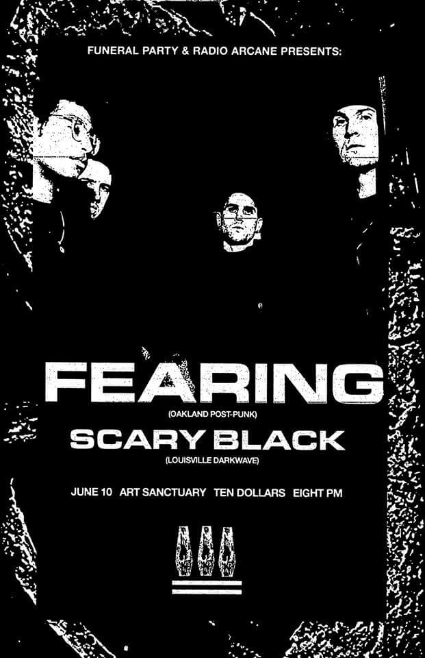 Fearing & Scary Black Live